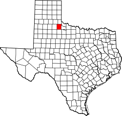 Map of Texas highlighting Cottle County.svg