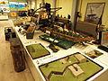 Maquettes in het Geniemuseum, Vught.JPG