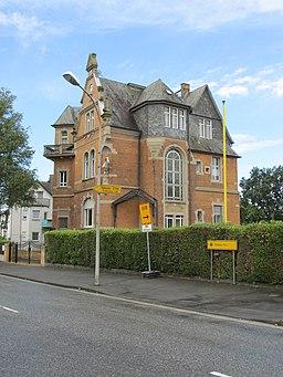Marburger Straße in Lollar