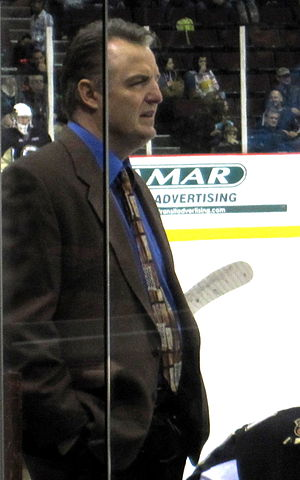 Prince Albert Raiders - Marc Habscheid, the current head coach of the Raiders.