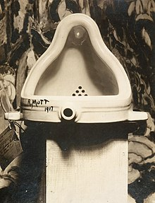 Found Object Homage To Duchamp >> Found Object Wikipedia