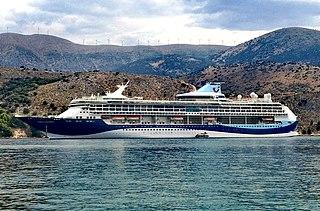 <i>Marella Discovery 2</i> Cruise ship