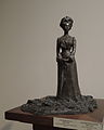 Maria Sergeevna Botkina by Paolo Troubetzkoy (1901, Tretyakov gallery) 01 by shakko.JPG