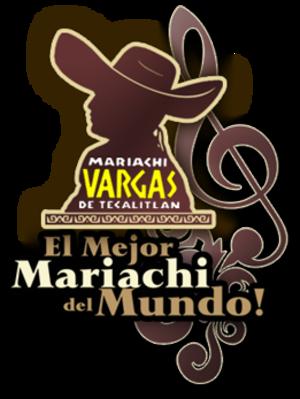 Vargas de Tecalitlán - Image: Mariachi Vargas Simbolo