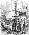 Mariage de la princesse Stéphanie avec l'archiduc Rodolphe d'Autriche le 10 mai 1881 - Janet.jpg