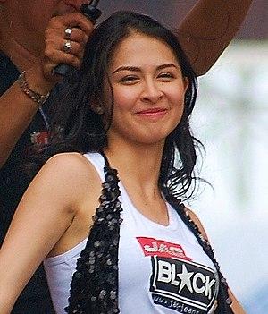 Marian Rivera - Rivera at the Sinulog Festival in Cebu, January 2009.