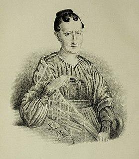 Marie-Anne Libert Belgian botanist