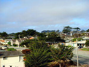 Marina, California - Residential neighborhood