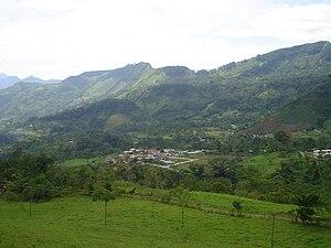 Maripí - Image: Maripi Santa Rosa
