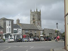 St Just in Penwith - Wikipedia