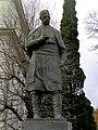 Marko Miljanov - spomenik u Podgorici.jpg