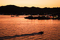 Marmaris harbor at sunset, Muğla Province, southwest Turkey, Mediterranean.jpg