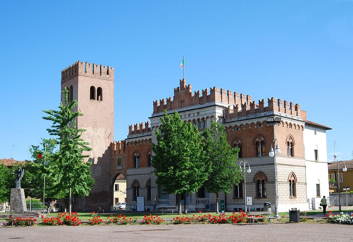 Castello Di Marmirolo Wikipedia
