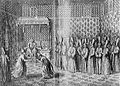 Marquis de Bonnac being received by Sultan Ahmed III.jpg