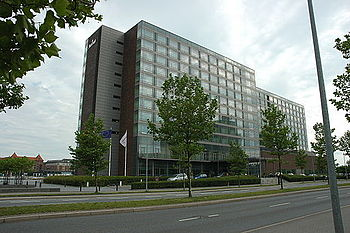 English: Copenhagen Marriott Hotel Dansk: Cope...