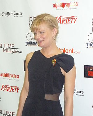"Northwest Passage (Fringe) - ""Northwest Passage"" featured a guest appearance by actress Martha Plimpton."
