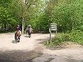Martin's Green Car Park, Ermine Street - geograph.org.uk - 787114.jpg