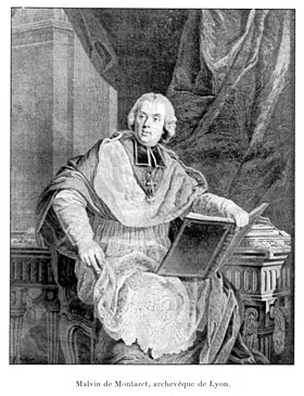Image illustrative de l'article Antoine de Malvin de Montazet