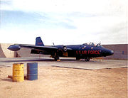 Martin B-57E-MA 55-4237 Da Nang AB South Vietnam