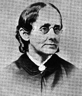Mary Tyler Peabody Mann American writer