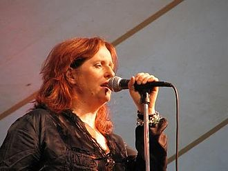 1956 in jazz - Mary Coughlan performing live