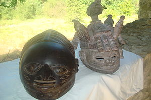 Iyami Aje - Gelede Mask