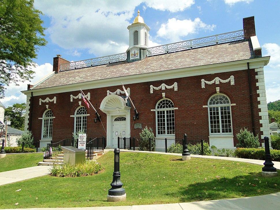 Mason Library GB