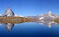 July 14: Matterhorn climbed.