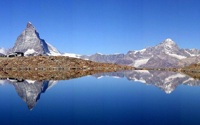 Pemandangan Alam Swiss Yang Mempesona di Dataran Eropa