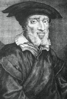 Matthias Flacius Croatian theologian