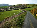 Maughold churchyard, from the road to Maughold Head - geograph.org.uk - 777715.jpg