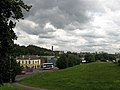 Meanwood Road from the eastern end of the Ridge, Leeds (2009) - panoramio.jpg