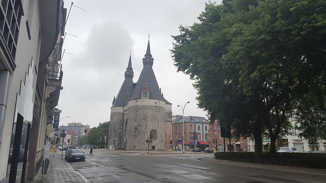 Brusselpoort, Mechelen, België
