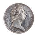 Medalj med Esaias Tegnér, 1834 - Skoklosters slott - 110764.tif