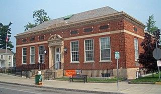 United States Post Office (Medina, New York) United States historic place