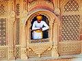 Mehrangarh Fort -Jodhpur -Rajasthan -IMG 1617.jpg