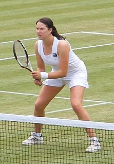 Melanie South British female tennis player
