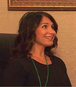 Melissa Fahn American actress