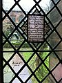 Memorial to George Leigh Mallory and Andrew Comyn Irvine in Chester Cathedral.jpg
