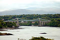 Menai Bridge from Anglesey - geograph.org.uk - 1309642.jpg