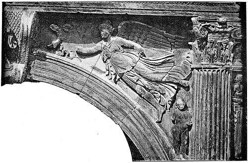 61 modifica dell Arco e il destro verso il capitello della prossima  colonna f94fe369400a