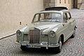 Mercedes 180 - Baujahr 1958 (1) (10544709316).jpg