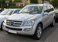 Mercedes-Benz X164 przed liftingiem