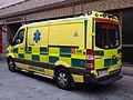 Mercedes Sprinter Ambulance in Malmo pic4.JPG