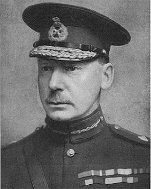 Battle of Amara - General Charles Townshend, who commanded the British forces during the battle.