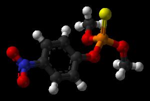 Parathion methyl