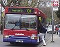 Metroline DLF31 on route C11.jpg