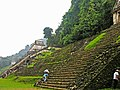 Mexico-2501 - Stairs to Temple of the Skull (2214679564).jpg