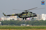 Mi-171Sh helicopter used by Bangladesh Air Force (17).png