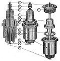 Mica spark plug (Manual of Driving and Maintenance).jpg